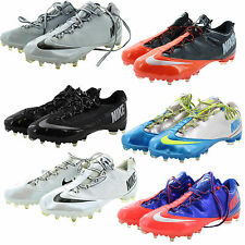 Nike Men's Zoom Vapor Carbon Fly 2 TD 596630 Lightweight Flywire Football Cleats