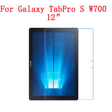 1x HD Clear LCD Screen Protector Guard Film For Samsung Galaxy TabPro S W700 Lot