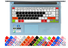 Keyboard Cover Skin Protector For Acer Timeline 4830T 4830TG 3830T Aspire 4755G