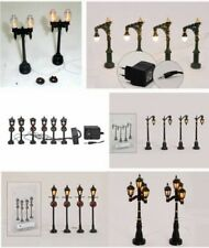 Lantern Set Light Houses Accessories Set of Two 4 or Set of 6 G.WURM