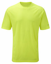 Ronhill Mens Plain Tee Shirt Lightweight Breathable For Running & Sports *SALE*