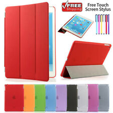 Magnetic Leather Smart Wake Case Cover for Apple iPad 2/3/4 Mini3 4 Air 2