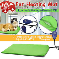 40x30cm Waterproof Pet Electric Heat Heating Heated Pad Mat Thermal Protection