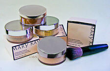 MARY KAY MINERAL POWDER FOUNDATION SELECTED SHADES WITH APPLICATOR BRUSH