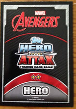 Marvel Avengers Topps Hero Attax Trading Cards 49-158,  Pick 5 For 99p