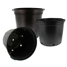 7 10 15 25 Gallon Pots Large Nursery Container Vegetable Garden Tomato Herbs +++