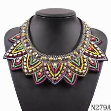 2016 vintage fashion statement choker collar necklace for women cheap jewelry