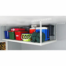 Saferacks 4'x 8' Overhead Ceiling Garage Storage System Rack Shelves NEW!!!