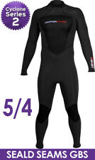 Men's Hyperflex Cyclone 2 Wetsuit  5/4mm GBS SEALED SEAMS - ALL NEW DESIGN!