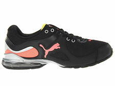 PUMA Women Cell Riaze Cross-Training Shoe (186229) Black/Peach/Yellow Size 7 new