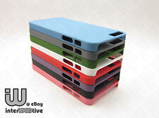 New Shockproof Dirt Dust Proof Hard Matte Cover Case For iPhone 5S + Screen Film