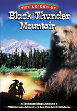 The Legend of Black Thunder Mountain (DVD, 2002) 1979 FAMILY ADVENTURE FILM MINT