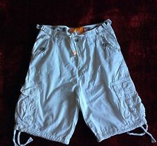 MENS Size 30 White SoulCal Cargo Shorts
