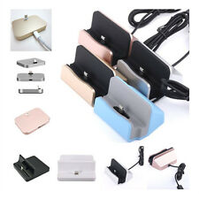 Charging Dock Stand Charger Station Cradle  iPhone 4/5/6/6/7 Plus/iPad/air/Mini