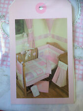 BABY NURSERY BEDDING , UPLIGHTER , NAPPY STACKER , MATCHING SETS, COT/COTBED