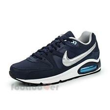 Shoes Nike Air Max Command Leather 749760 401 running Man Obsidian Blue Metallic