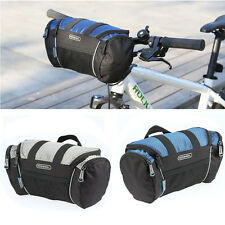 Roswheel Cycling Front Frame Pannier Bike Bicycle Basket Handlebar Carry Bag New