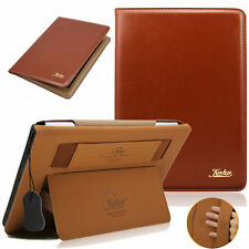 Real Leather Smart Case Stand Cover For Apple ipad 2 3 4 Air/mini /Pro 9.7""
