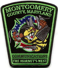 Maryland - Montgomery County Fire & Rescue Communications patch