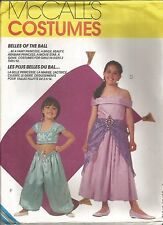 McCall's Costumes Pattern #9559 fairy bride genie arabian princessmovie star
