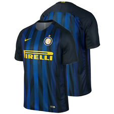 INTER MILAN NIKE HOME JERSEY 2016 2017 FOOTBALL CLUB SOCCER TEAM OFFICIAL MENS