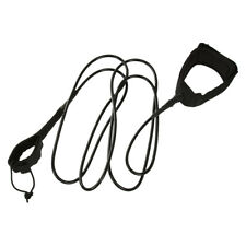SUP Surfing Surf Board Leash Neoprene Ankle Cuff Strap 6/7/8//9/10FT Available