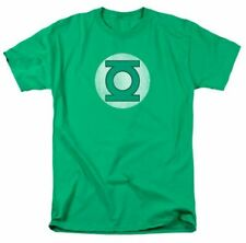 Youth Kelly Green DC Comics Superhero Green Lantern Distressed Logo T-shirt Tee