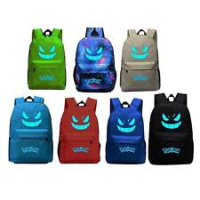 Pokemon GO Starlight Backpack Shoulders Bag Laptop Bag SchoolBag New
