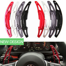 Car Steering Wheel Shift Paddles DSG Paddle Shifter Extension for BMW M3 4 M5 M6