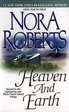 Three Sisters: Heaven and Earth 2 by Nora Roberts (2001, Paperback)