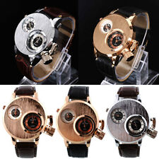 Men's Stainless Steel Date Military Wrist Watch Watches New waterproof