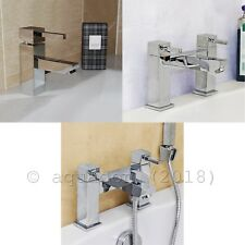 Emperor Basin Mixer Bath Filler Shower Mixer Sink Tap Chrome Bathroom Cloakroom