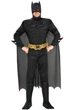BATMAN Muscle Chest Deluxe Mens Costume, Rubies, Dark Knight, 888630