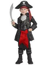 Child Deluxe Pirate Captain Costume Rubies 882896