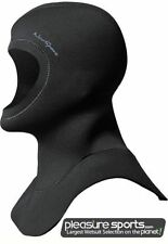 NeoSport 5mm dive hood Super Stretch Cold Water Neoprene NEW Sealed Hood VENTED