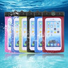 Compass Waterproof Transparent Pouch Dry Bag Case For iPhone 6 Plus 5.5'' IG