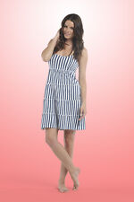 Jethro & Jackson Casual Summer Cotton Sun Dress 10 12 RRP49.95