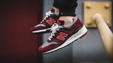 MENS NEW BALANCE NB 997 ROCKABILLY BURGUNDY CHERRY WINE M997CRG MADE IN USA 5-11