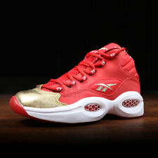 YOUTH REEBOK QUESTION 1 MID GS IVERSON VALENTINES DAY LIMITED BASKETBALL V72702