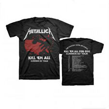 Metallica: Kill em All 1983 Tour T-Shirt  Free Shipping
