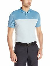 PUMA Golf NA 57048601 Puma Mens Short Sleeve Tailored Platform Polo