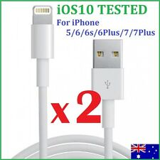1M USB Data Lightning Cable Charger for iPhone 5 5S 5C 6 6S 6Plus iPad 4 Mini