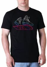 BACK TO THE FUTURE 2015 T SHIRT HOVER BOARD MENS TEE SHORT SLEEVE COOL GRAPHIC T