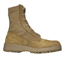 McRae Mil-Spec Hot Weather Coyote Boot w/ Vibram Sierra Outsole USA Made