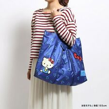 Hello Kitty x Hallmark Expanding Tote Bag Big Handbag Purse Sanrio Japan D1011