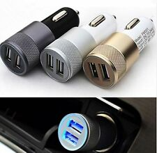 12V Dual 2-Port USB Universal Car Charger For All mobile phone New arrivied