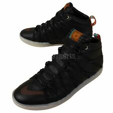 Nike KD VII NSW Lifestyle QS 7 Black Gold Kevin Durant Mens Shoes 653871-001