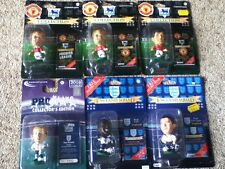 Corinthian jOB LOT PAUL SCHOLES MANCHESTER UNITED & ENGLAND GAZZA, IRWIN & COLE