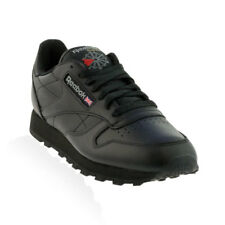 Reebok - Classic Leather Casual Shoe - Black