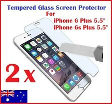 Scratch Resist Tempered Glass Screen Protector LCD Film Guard for iPhone 6 Plus